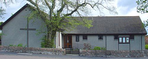 newtonhill church